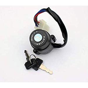 Contacteur à clé convient pour Yamaha DT 125 LC 10V-82508-45