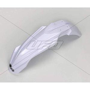 Garde boue avant UFO blanc Yamaha 125 250 YZ 15-17 + 250 450 YZF 10-17 + 450 WRF 12-15