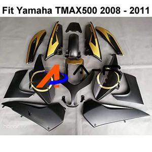 Kit carénage de carrosserie pour Yamaha TMAX500 TMAX T-MAX T MAX 500 2008 2009 2010 2011 T-MAX500 08-11