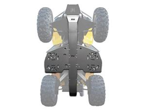 Kit Protection Can AM Outlander 500/600/800 Pare-chocs avant, protection moteur, bras A