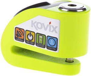 kovix 507168KD6Bloque-disque avec fonction alarme