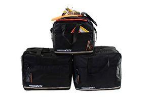 m4b Promotion: BMW R1200GS-LC (K51) à partir de 2014 ( R1200 GS LC ): Poches intérieures / sacs intérieurs pour valises latérales — ensemble complet — per valigie in alluminio