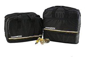 m4b Promotion: BMW R1200GS-LC (K51) à partir de 2014 ( R1200 GS LC ): Poches intérieures / sacs intérieurs pour valises latérales — hauteur variable — per valigie in alluminio