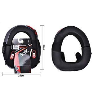Protecteur Cou Anti Chute Hors Route Colonne cervicale Flexible Support Motocross Souple valier Moto Brace Racing Descente