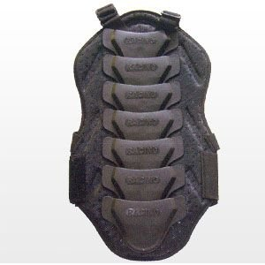Protection dorsale pour motard – taille L – B-4