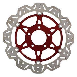 1x Disque de frein avant pour Suzuki GSX-R 100001–02EBC vr3058red