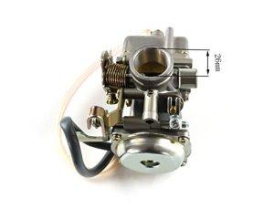 26mm d'admission réglage carburateur Carb GN125Moteur 125cc 50mm Filtre à air Deuxième Génération Suzuki motorcyle harly