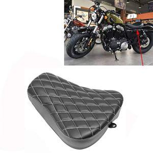 Alician Selle de moto pour siège conducteur avant