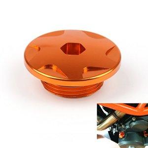 Areyourshop Boulons de boîtier de moteur CNC pour K-T-M Duke 125 200 390