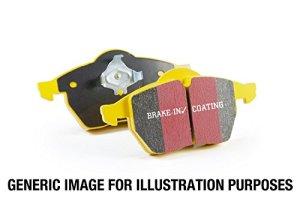 EBC Brakes DP41955R Yellowstuff Street and Track Brake Pad by EBC Brakes