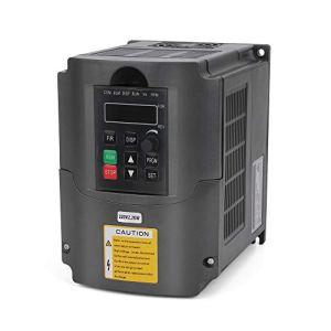 Entraînement à fréquence variable de VFD 220V 2.2KW 3hp, convertisseur de convertisseur de moteur craftsman168 CNC pour le contrôle de vitesse de moteur de broche