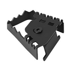 Extension de frein – Pédale de levier de frein arrière de moto Agrandir Rallonge de rallonge pour BMW F800GS F700GS F650GS R1150GS R1200GS (Couleur : Black)