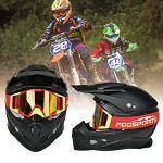 Fodsports Mototourisme Lunettes Homme/Femmes Motocross Lunettes (QM00017A2)