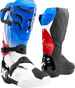 Fox Comp R Boot Blue/Red