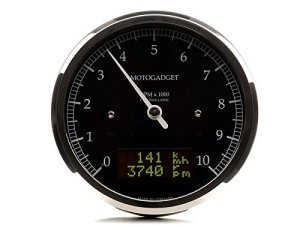Instruments chronoclassic tACH 0–10.000 rPM certification aBE