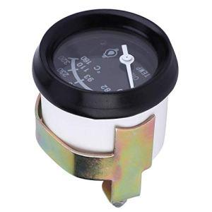 Jauge de Température d'Huile 3015233 Type de Pointeur de 52 mm Accessoires de Générateur de Jauge de Température d'Huile DC24V pour Générateur