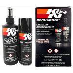 K&N Kit de Recharge de Filtre à Air 18005
