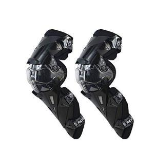 L'équipement de Moto Professionnel est Parfait pour Toutes Les genouillères de Moto de Pilote de Moto -, K12 Green Knee