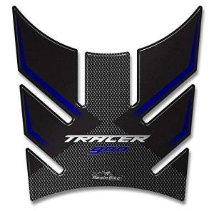 Protection Du Réservoir Adhésif 3D Compatible avec Yamaha Tracer 900 2019 Bleu