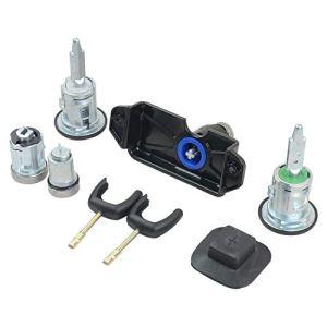 CDYSS 4874508 Kit de serrure + 2 clés 6C1A-V22050-XB
