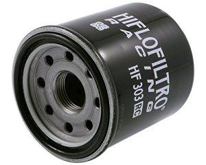 Filtre à huile HIFLOFILTRO pour Yamaha XJ 600 SN Diversion 4LX9 RJ014 2002- 2003 34 PS, 25 kw
