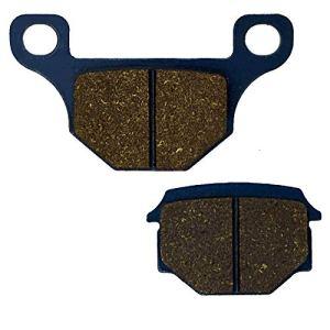 KF-plaquettes de frein, Plaquettes de frein avant moto for RIEJU Tango 50 Tango50 Motard/Cast Wheel 09-11 Tango 50 Tango50 Jante 11 (Taille : Front 1 pairs)