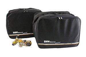 m4b Promotion: BMW R1200 F650 F700 F800 R1200 GS: Poches intérieures / sacs intérieurs pour valises latérales (Vario)