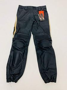 Pantalon en cuir pour femme LADY TROUSERS compatible avec DUCATI OLDTIMES TG 48 cod 982607016