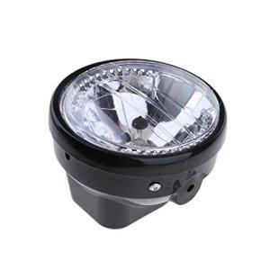 Shiwaki 170mm Lampe De Phare Ambre LED Clignotant Clignotant