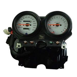 AnXin Compteur de vitesse et odomètre pour moto, Honda Cb600 Hornet 600 1996-2002 97 98 99 00 01