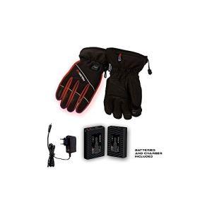 capit Gants Chauffants WarmMe Noir Taille L