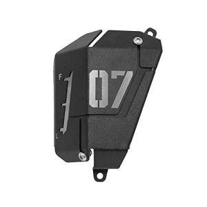 Couverture de blindage de réservoir de récupération de liquide de refroidissement MT07 FZ07 pour Yamaha MT-07 FZ-07 2014-2019