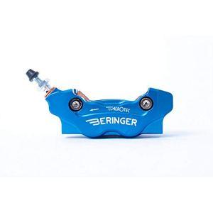 Motodak etrier de Frein Radial Gauche beringer aerotec® MX 4 Pistons Bleu