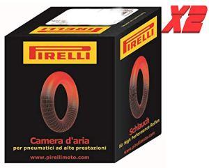 Paire de chambres à air Pirelli moto de cross 21B19 NHS 34G 21B21 NHS