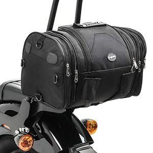 Sacoche de Selle pour Harley Davidson Breakout / 114, CVO Street Glide/Pro Street Breakout, Dyna Fat Bob/Street Bob, Electra Glide Sport/Standard, Dyna Wide Glide/Low Rider/S RB1