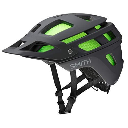 Smith Forefront 2 Casque de VTT Mixte Adulte, Noir Mat, M (55-59)