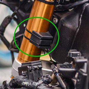 ASDZ Marque Nouveau Pratique Moto Accessoires for Moto Direction Blocs for déposer la Protection Limiteurs BMW for Yamaha for KTM Tous Les modèles de Moto Bonne Qualité