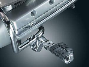 KURYAKYN 7976Offset Dually Iso-peg avec Pinces de 2,5cm
