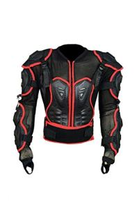 Protection de la poitrine et du dos pour moto tout-terrain
