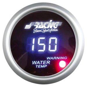 Simoni Racing Instrument Digital – Température d'eau 40-120gr. – 52mm
