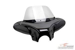 Customaccess AZ3154N Para-Brise Batwing Customacces Transparent pour Yamaha XV950 14′-20′