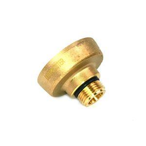 DISH ø22mm adaptateur de cuve (1/4 «x 3 w 21,8), au gPL gPL, à gPL