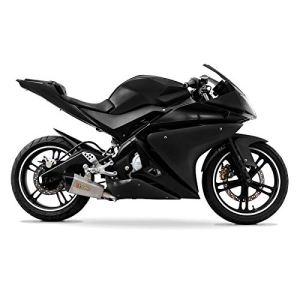 Jeu de carénage complet Yamaha YZF-R125 08-13 (20 pièces) Black/Black