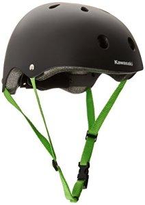 Kawasaki kX100–Casque Protecteur pour Enfant, KX100440, Noir