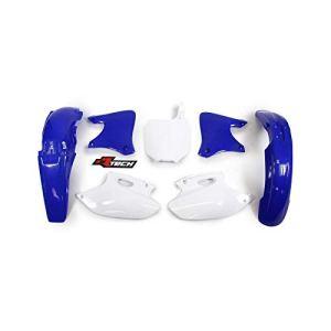 Kit plastique complet RTECH YAMAHA 250 400 426 YZF 00-02 / OEM origine