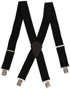 Oxford Riggers Pantalons, Noir, Taille Unique