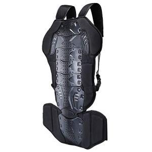 Suntime Protection de colonne vertébrale Armure dorsale pour Motocross Moto Vélo Body Guard de course pour le Ski/Snowboard patinage protection dorsale