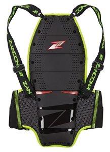 ZandonàSpine EVC X8 –Protection dorsale M Nero (High Visibility)