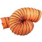 7,6 M / 25 FT PVC souple PVC for 750 Duct Hosing MM / 30 po de diamètre Hotte 8bayfa