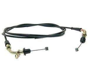 Câble d'accélérateur / câble bowden d'accélérateur à fixation latérale YIYING YY50QT-26